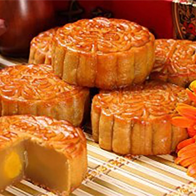 Application in moon cake filling